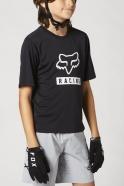 FOX - Jersey Ranger Black SS Junior