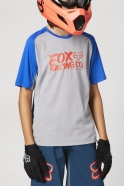 FOX - Jersey Defend Steel Grey Junior