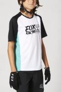 FOX - Jersey Defend Teal Junior