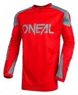 O'neal - Jersey Matrix Red Gray