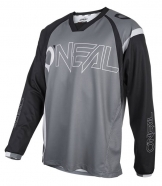 O'neal - Jersey Element FR Hybryd Black Gray
