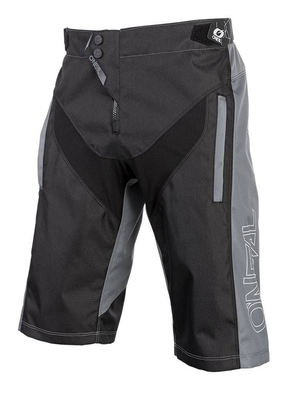 O'neal Spodenki Element FR Hybrid Black Gray