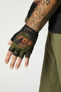 FOX - Rękawice Ranger Gel krótkie palce
