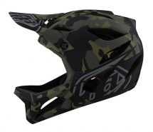Troy Lee Designs - Kask Stage Camo Olive MIPS®