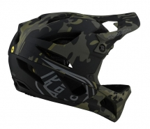 Troy Lee Designs Kask Stage Camo Olive MIPS®