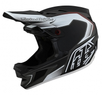 Troy Lee Designs - Kask D4 Exile Black MIPS®