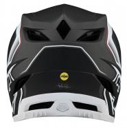 Troy Lee Designs Kask D4 Exile Black MIPS®