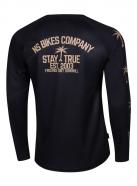 NS Bikes Jersey Tech Gold Palm