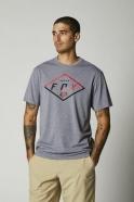 FOX - T-shirt Badge Tech