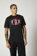 FOX - T-shirt Emblem Tech