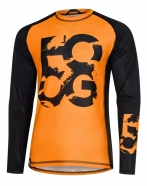 Foog Wear - Jersey Grunt Orange