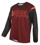 O'neal - Jersey Element FR Hybryd Red Orange