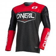 O'neal - Jersey Mayhem Hexx Black Red