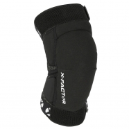 X-Factor - Ochraniacz kolan Hybrid zip kevlar