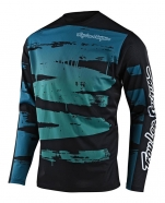 Troy Lee Designs - Jersey Sprint Brushed Marine Teal