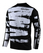 Troy Lee Designs - Jersey Sprint Brushed Black White