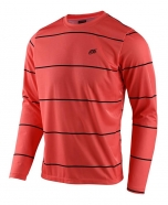 Troy Lee Designs - Jersey Flowline Staked Coral