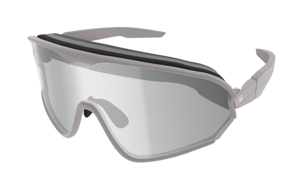 Tripout Okulary Infinity Silver Brown