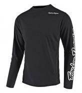 Troy Lee Designs - Jersey Sprint Solid Black Junior