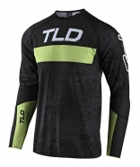 Troy Lee Designs - Jersey Sprint Ultra Grime Black Glo Green