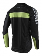 Troy Lee Designs Jersey Sprint Ultra Grime Black Glo Green