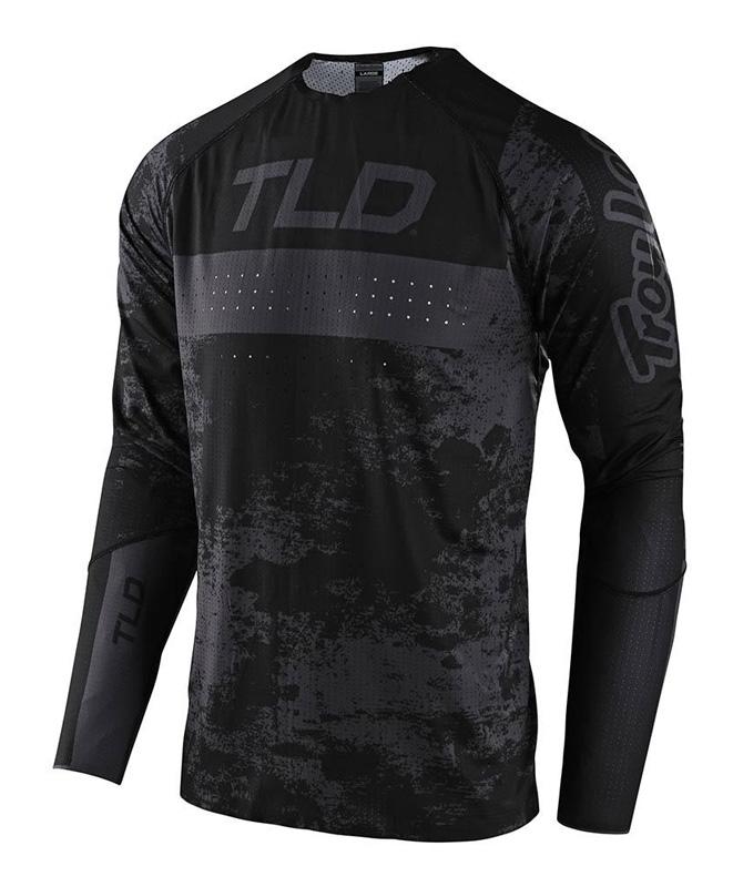Troy Lee Designs Jersey Sprint Ultra Grime Black