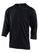 Troy Lee Designs - Jersey Ruckus Solid Black