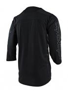 Troy Lee Designs Jersey Ruckus Solid Black