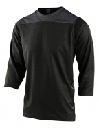 Troy Lee Designs - Jersey Ruckus Solid Heather Dark Olive