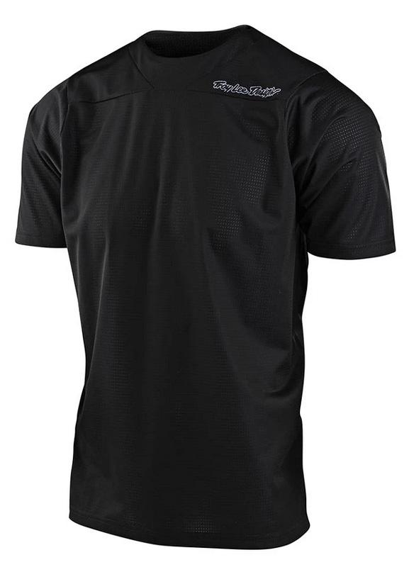 Troy Lee Designs Jersey Skyline Solid Black SS