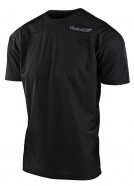 Troy Lee Designs - Jersey Skyline Solid Black SS
