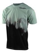 Troy Lee Designs - Jersey Skyline Diffuze Smoke Green Black SS