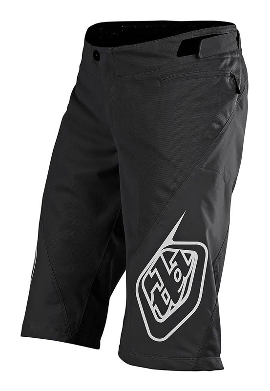 Troy Lee Designs Spodenki Sprint Solid Black Youth