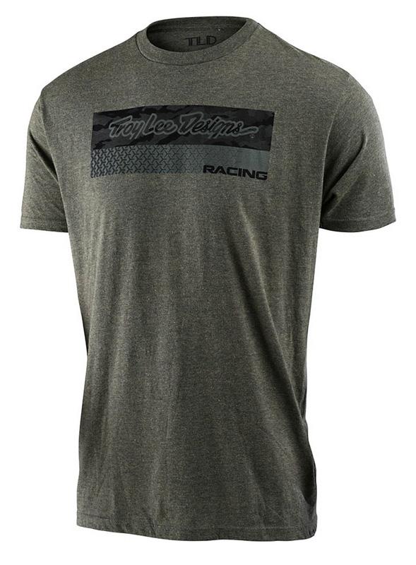 Troy Lee Designs T-shirt The Racing Block