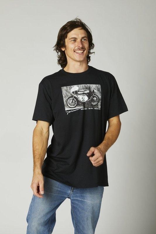 FOX T-shirt Yoshimura Racer Profile