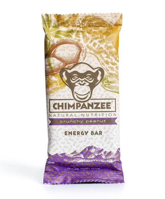 Chimpanzee Baton energetyczny Energy Bar Crunchy Peanut