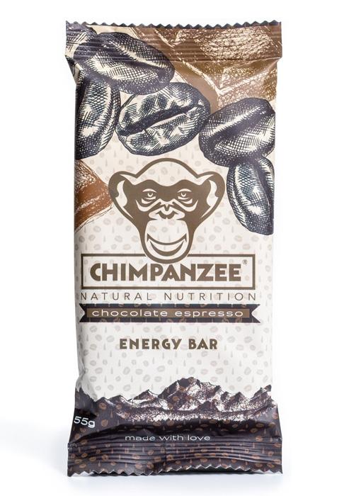 Chimpanzee Baton energetyczny Energy Bar Chocolate-Espresso