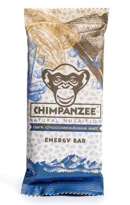 Chimpanzee Baton energetyczny Energy Bar Chocolate & Sea Salt