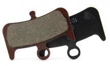 Hayes - Klocki do hamulców DOMINION A4, T100 półmetaliczne