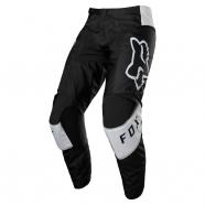FOX - Spodnie 180 Lux Black/White Junior