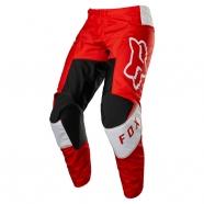 FOX - Spodnie 180 Lux Fluorescent Red Junior
