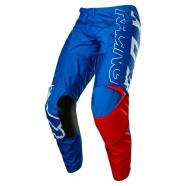 FOX - Spodnie 180 Skew White/Red/Blue Junior