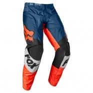 FOX - Spodnie 180 Trice Grey/Orange