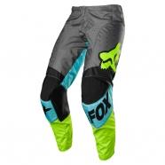 FOX - Spodnie 180 Trice Teal Junior