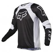 FOX - Jersey 180 Lux Black/White