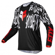 FOX - Jersey 180 Peril Black/Red