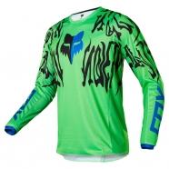 FOX - Jersey 180 Peril Fluorescent Green