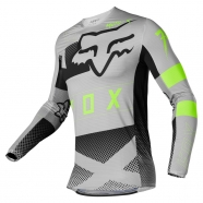 FOX - Jersey Flexair Riet Steel Grey