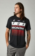 FOX T-shirt Honda HRC