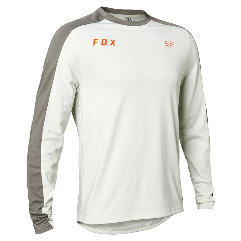 FOX Jersey Ranger Dr Md Slide Light Grey